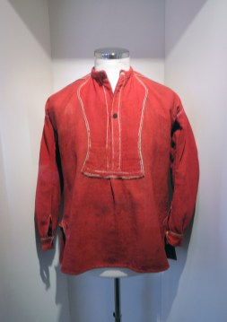 Jacket of a soldier in Garibaldi's army
