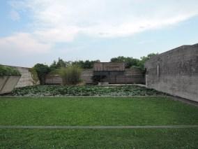 The meditation Pavillion, Brion Tomb