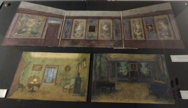Sketches of Natalia Goncharova