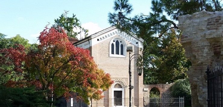 Scrovegni Chapel, Padova