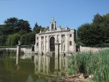Diana Portal, Valsanzibio Gardens