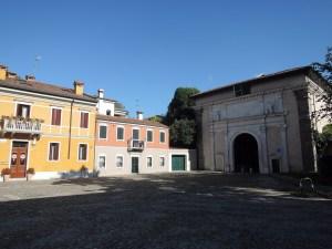 Porta Santa Croce, Padova