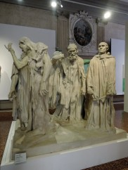 The Burghers or Calais, Ca Pesaro