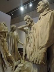 The Burghers or Calais, Ca Pesaro