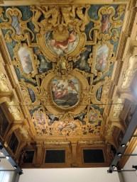 Ceiling, Ca Pesaro