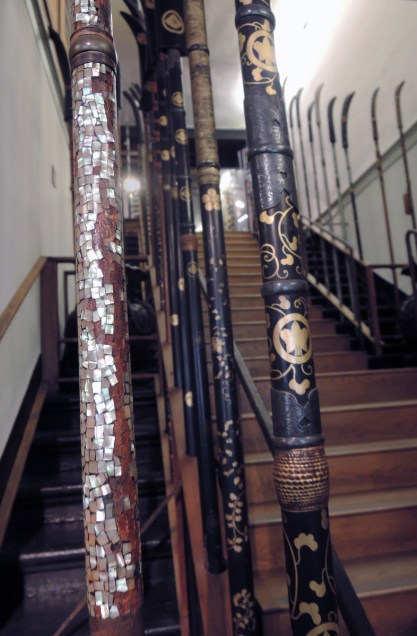 Spears, Venice Oriental Art Museum