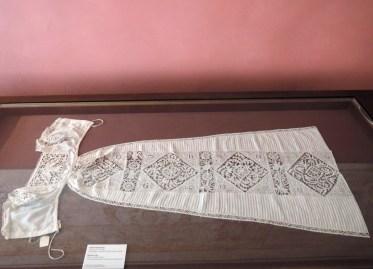 Christening dress, Burano Lace Museum
