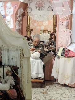 Lace-maker, Burano