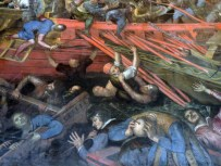The Battle of Salvore by Tintoretto