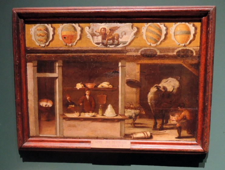 Pestrineri, Venetian Guilds