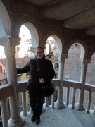 Me and the staircase