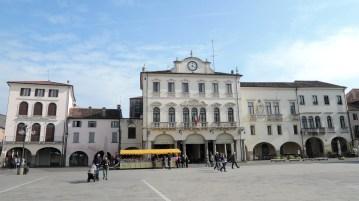 Piazza Maggiore, Este