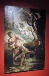 Apollo and Marsyas, The rediscovered Tintoretto