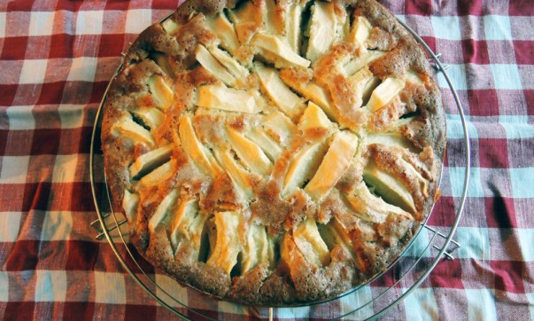 Apple Pie Italian style