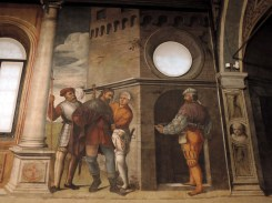 San Rocco is taken to prison