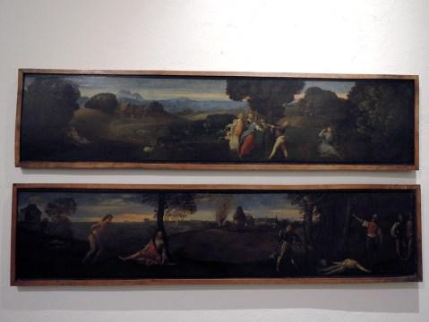Titian, Eremitani Museum