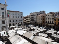 The view over the market