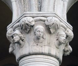 Capitol 14, Nations (faces of men coming form different countries)