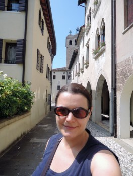 Me in Portobuffolè