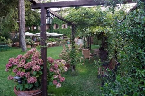 Santa Chiara restaurant, Sarteano Italy