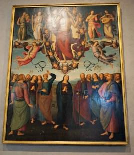 Assumption by Perugino