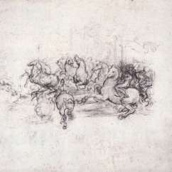Leonardo study (source it.wikipedia.org)