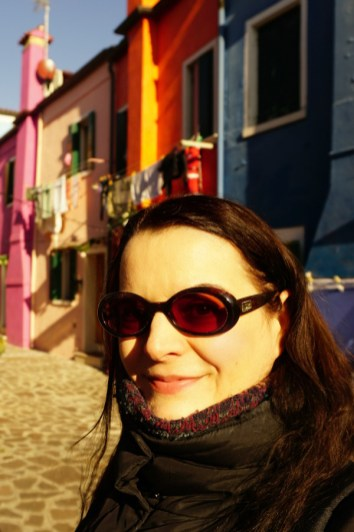 Me in Burano