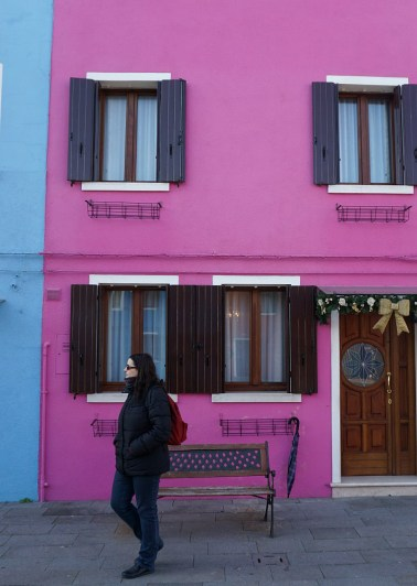 Laura, Island of Burano