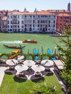 ©Aman Venice - Garden