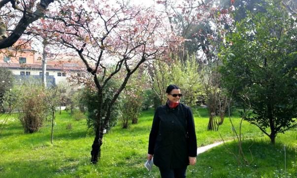 Sunglasses in Italy
