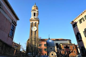 Campo Santi Apostoli, Ecco Venezia