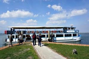 Delta Tour boat