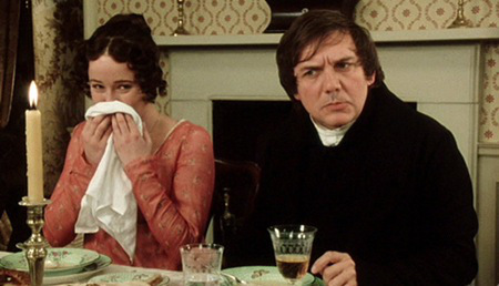 Pride and Prejudice ©Austenprose, best British TV series
