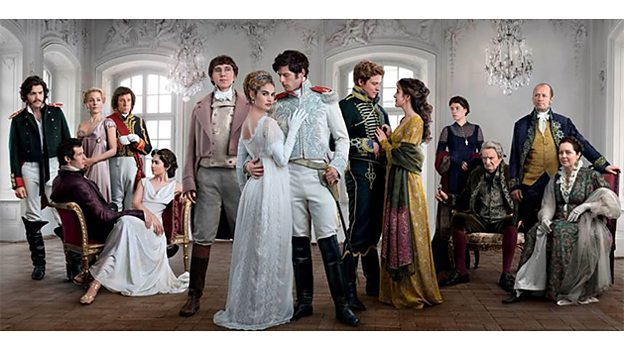 War and Peace ©BBC
