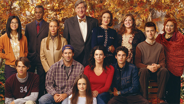 Gilmore Girls ©tv.com