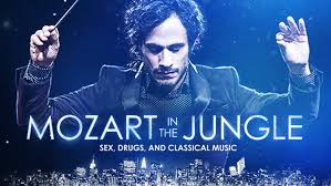 Mozart in the Jungle ©Amazon