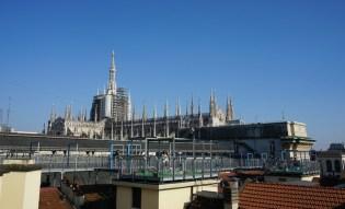 Duomo pinnacles