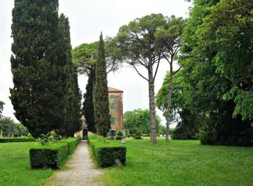 Garden, Villa Emo