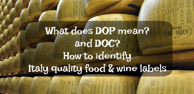 What does DOP mean?