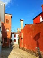 Street of Pellestrina