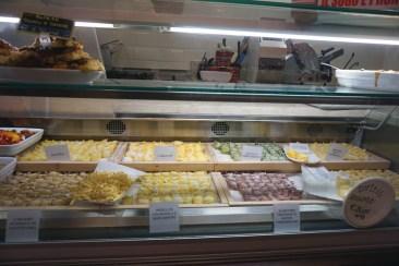 Tortelli on display
