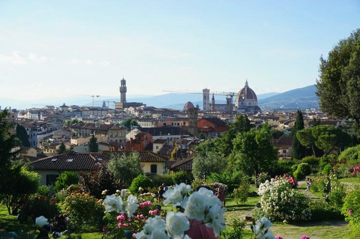 Rose Garden Florence