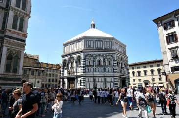 Battistero, Florence