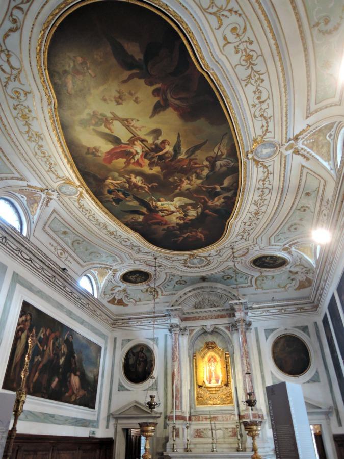 Stucchi Room