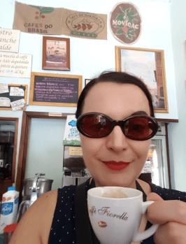 Caffè at Torrefazione Fiorella
