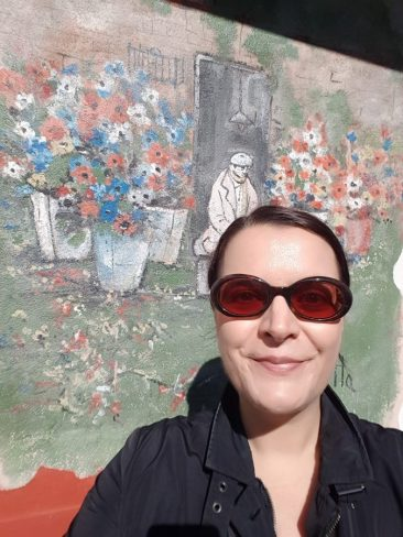 Me in Borgo San Giuliano