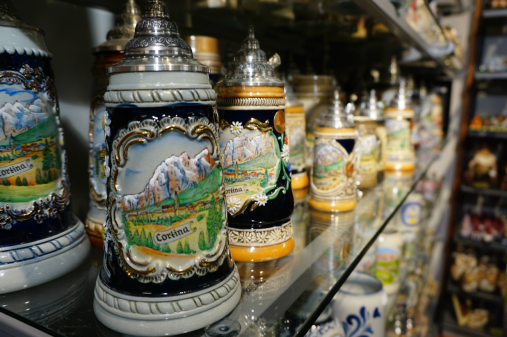 beer steins, What to do in Cortina