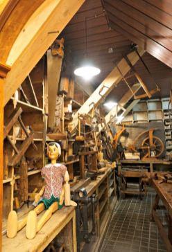 The ancient workshop