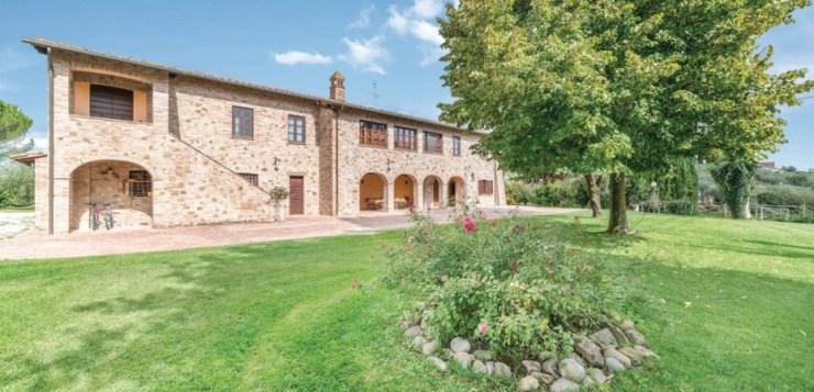 Photo courtesy of Agriturismo Casale Villa Chiara