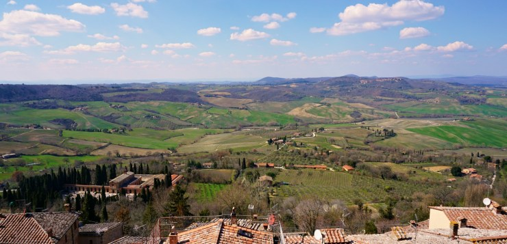 Montepulciano in Valdichiana Senese